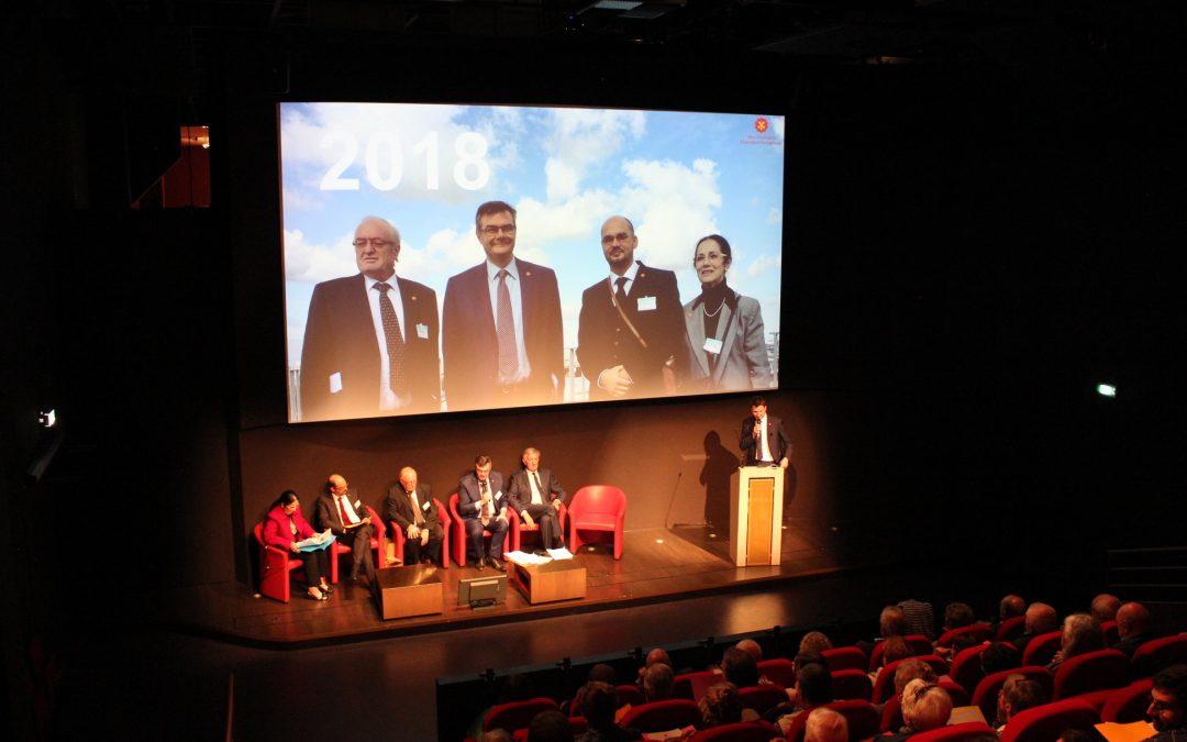 Asamblea General 2018-Maillezais (Vendée, Francia): un buen éxito!